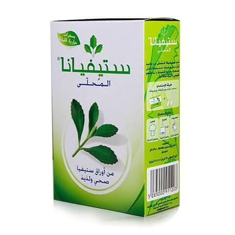 Steviana-Sweetner Sachet 100pcs