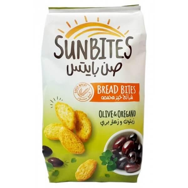 Sunbites Olives And Oregano 46 g