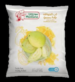Montana Guava Pulp1kg