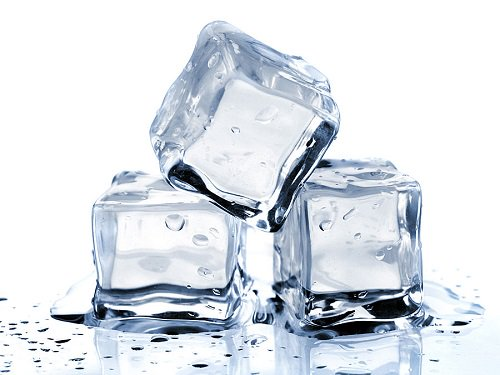 Ice Cube water