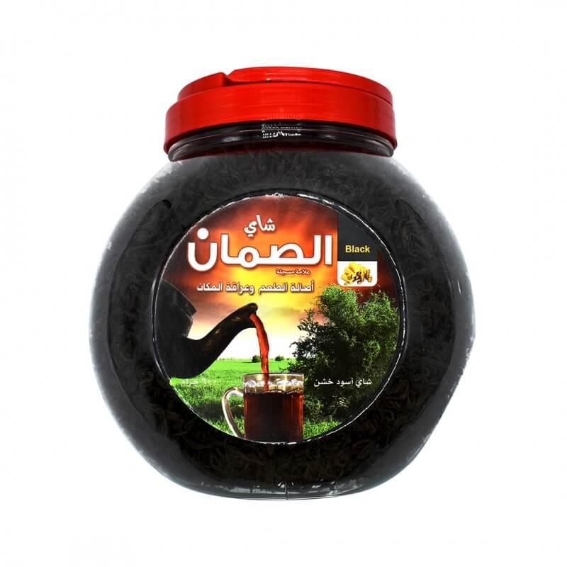 AlSuman Ceylon Tea Black Full Leaves Plastic Tray 600g