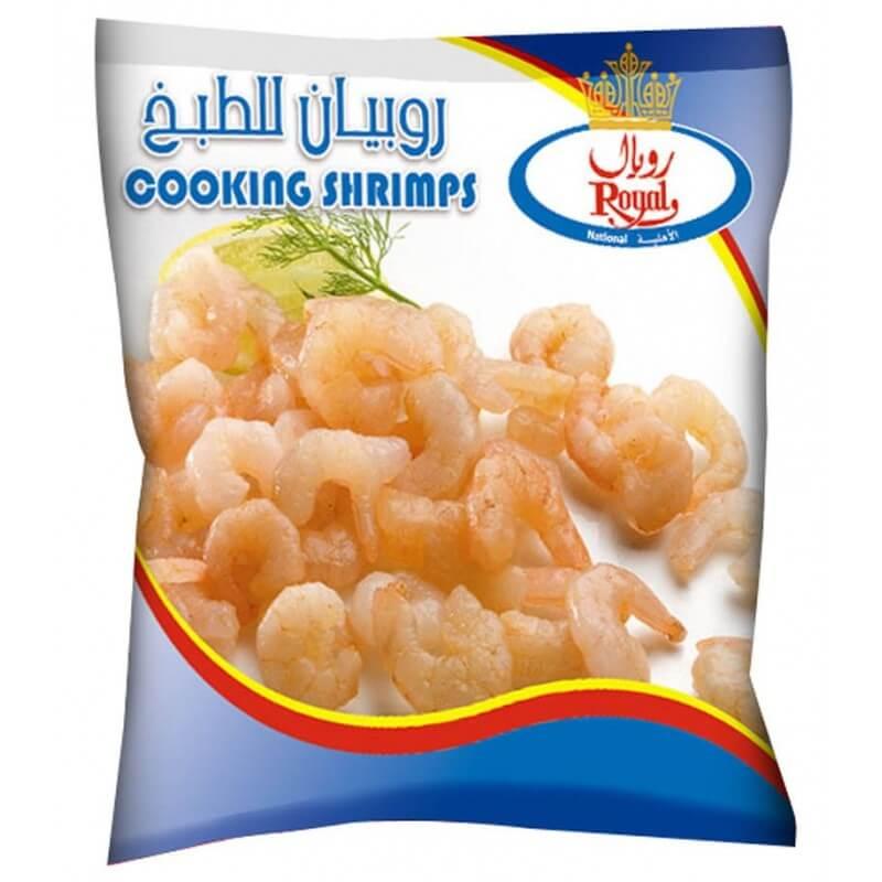 Royal Medium Shrimps 300 G