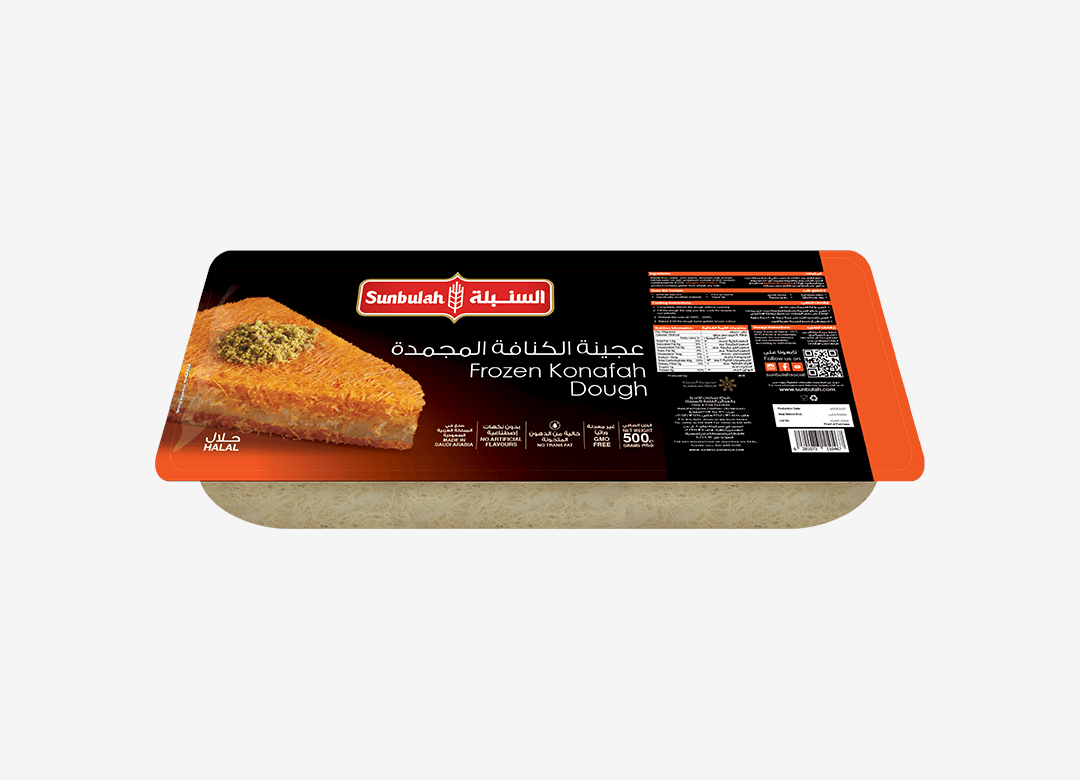 Frozen Konafah Dough 500g