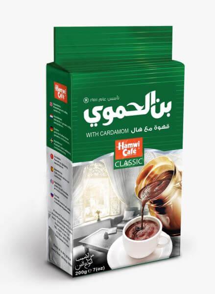 Hamwi Cafe Classic Turkish Coffee 200 g