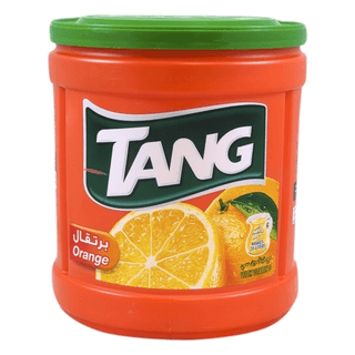 Orange - Flavored Artificial Drink Powder Sweetened with Sugar 1375 gm