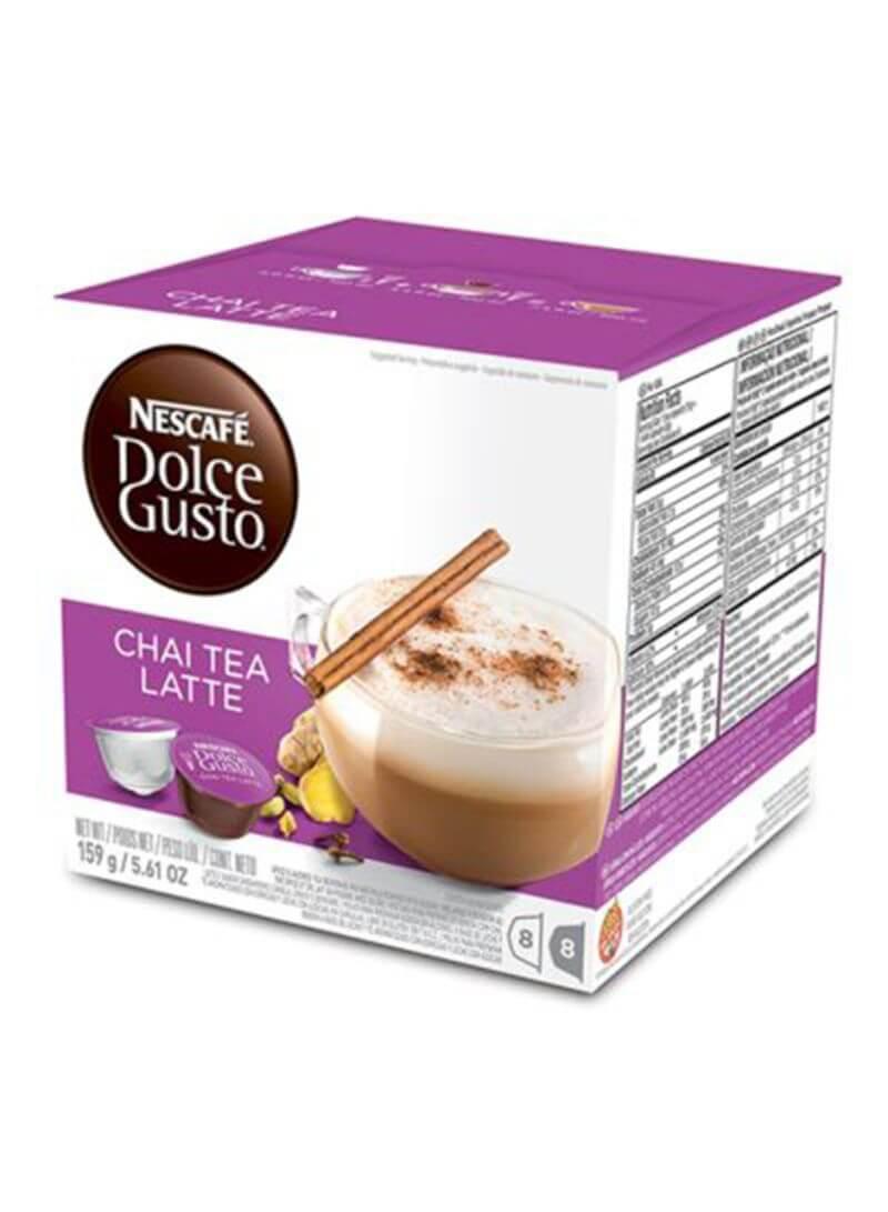 Dolce Gusto Chai Tea Latte, 16 Capsules