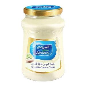 Almarai Spreadable Cheddar Cheese
