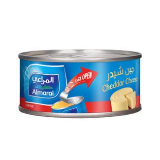 Al Marai Tinned Cheddar Low-Fat