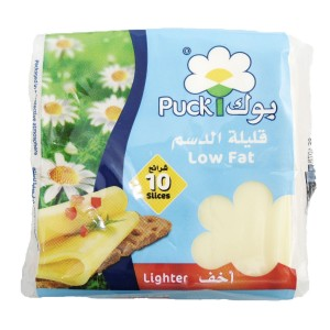 Puck Low fat 10 slices