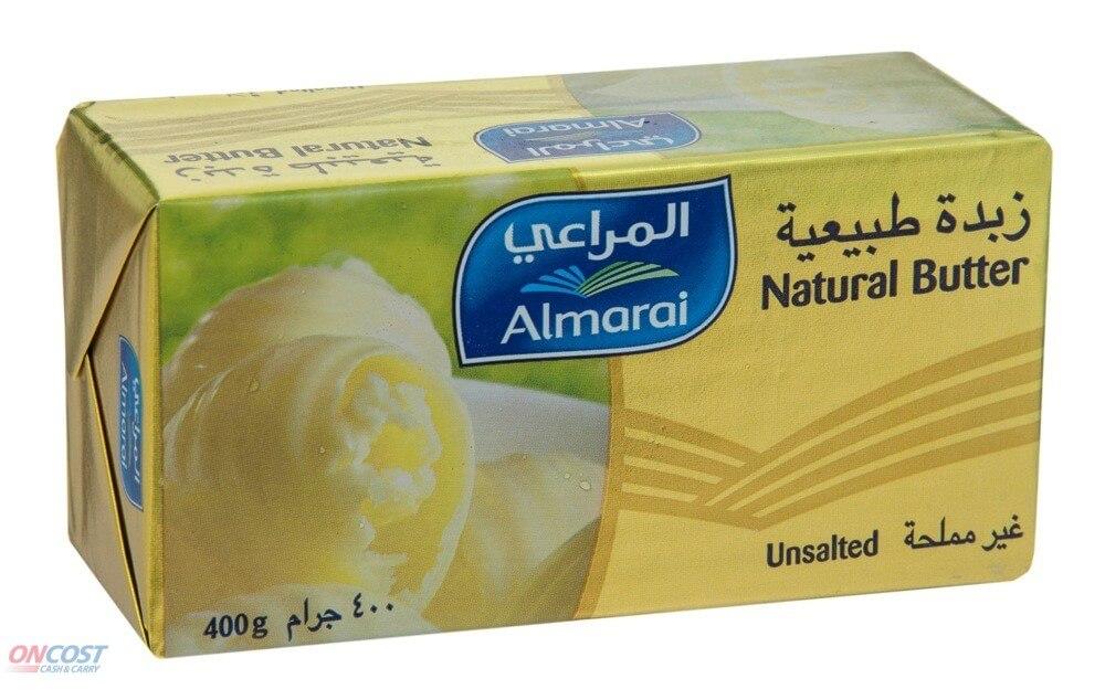 Almarai Natural Butter