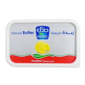 Nadac natural butter