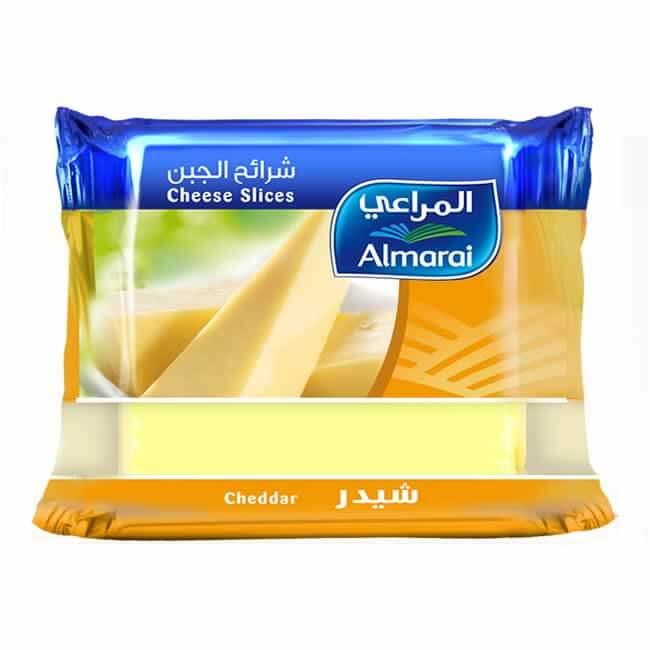 Almarai Cheese Slice Chedder