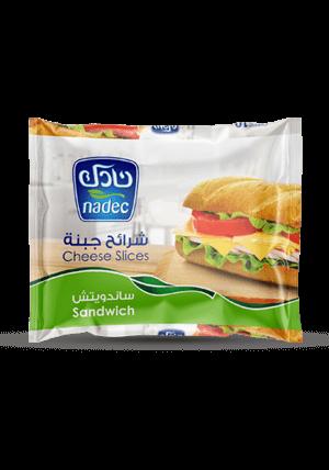 Nadec Slice Cheese Sandwich