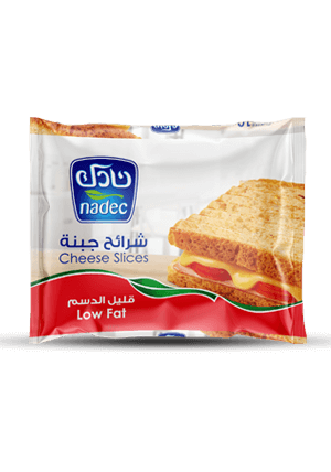 Nadec Slice Cheese Low Fat