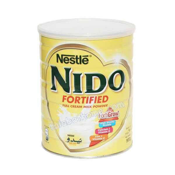 Nestle Nido Fortified