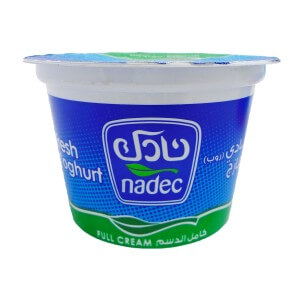 Nadec Yogurt full fat