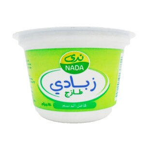 Nada yogurt full fat