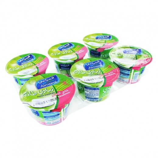 Almarai Fresh Yoghurt Low Fat