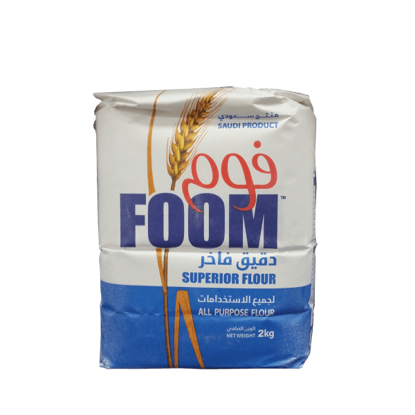 Foom Superior Flour