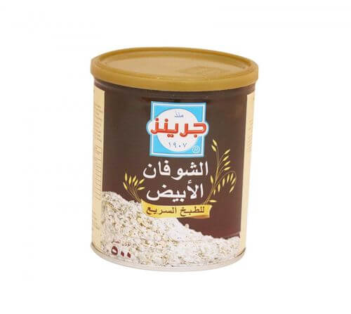 Green's White Oats 500 G