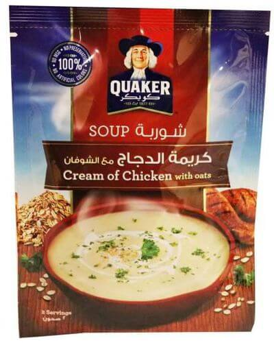 Quaker Cream Chicken Soup