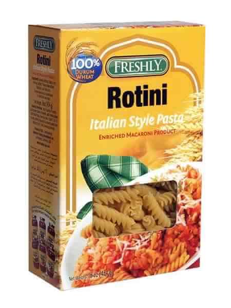Freshly Rotini Macaroni