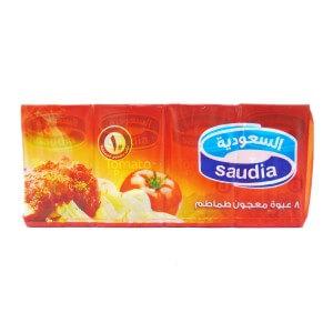 Saudia Tomato Paste ( 8 )