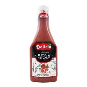 Delicio Tomato Ketchup 500g