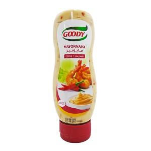 Goody Mayonnaise Hot  332ml