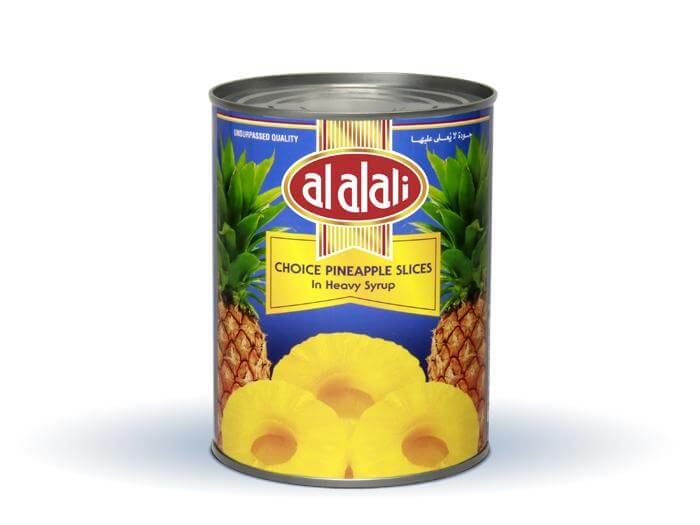 Alalali Choice Pineapple Slices