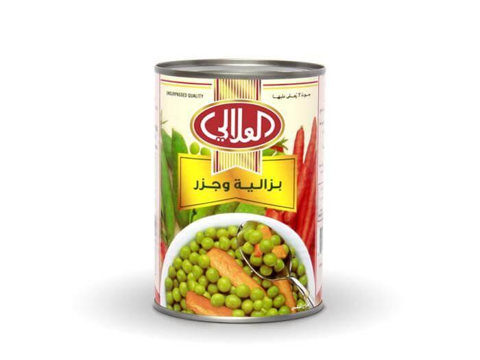 Alalali Peas & Carrots