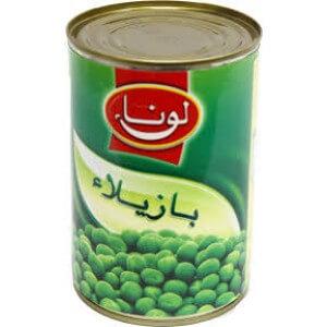 Luna Green Peas