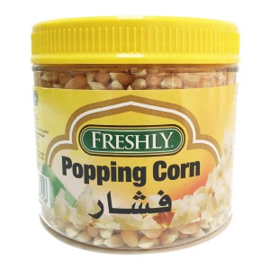 Freshly Popping Corn